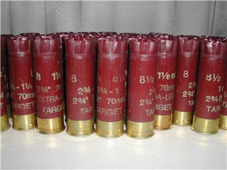 12 Ga Federal Gold Medal 1X hulls - RED - OUT OF STOCK