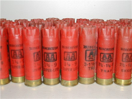 12 Ga Win AA Old Style Red 1X Hulls - Out of Stock